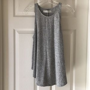 Abercrombie and Fitch tank top - grey